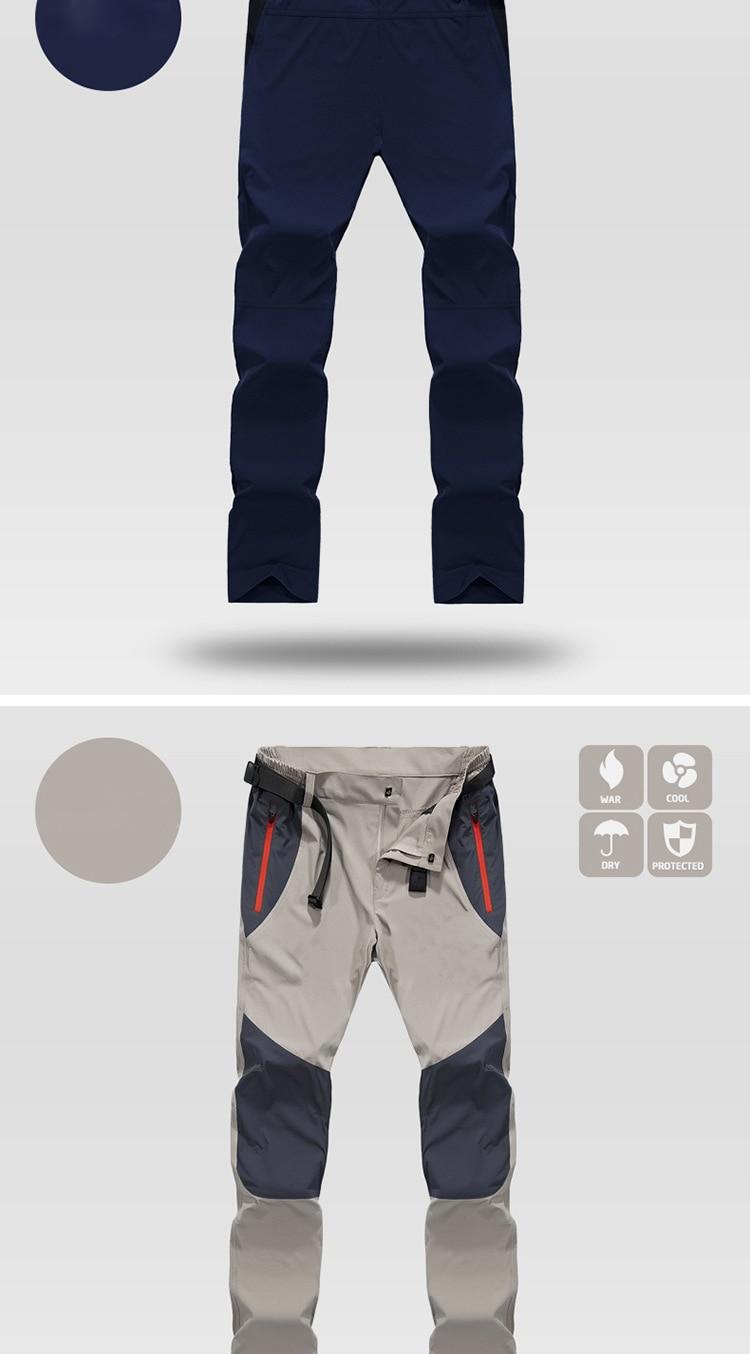 Pantalones Tacticos Impermeables Cargo Secado Rapido Senderismo Y Deportes Outdoor Bodega Outdoor